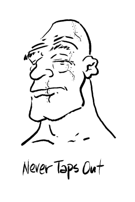 nevertapsout