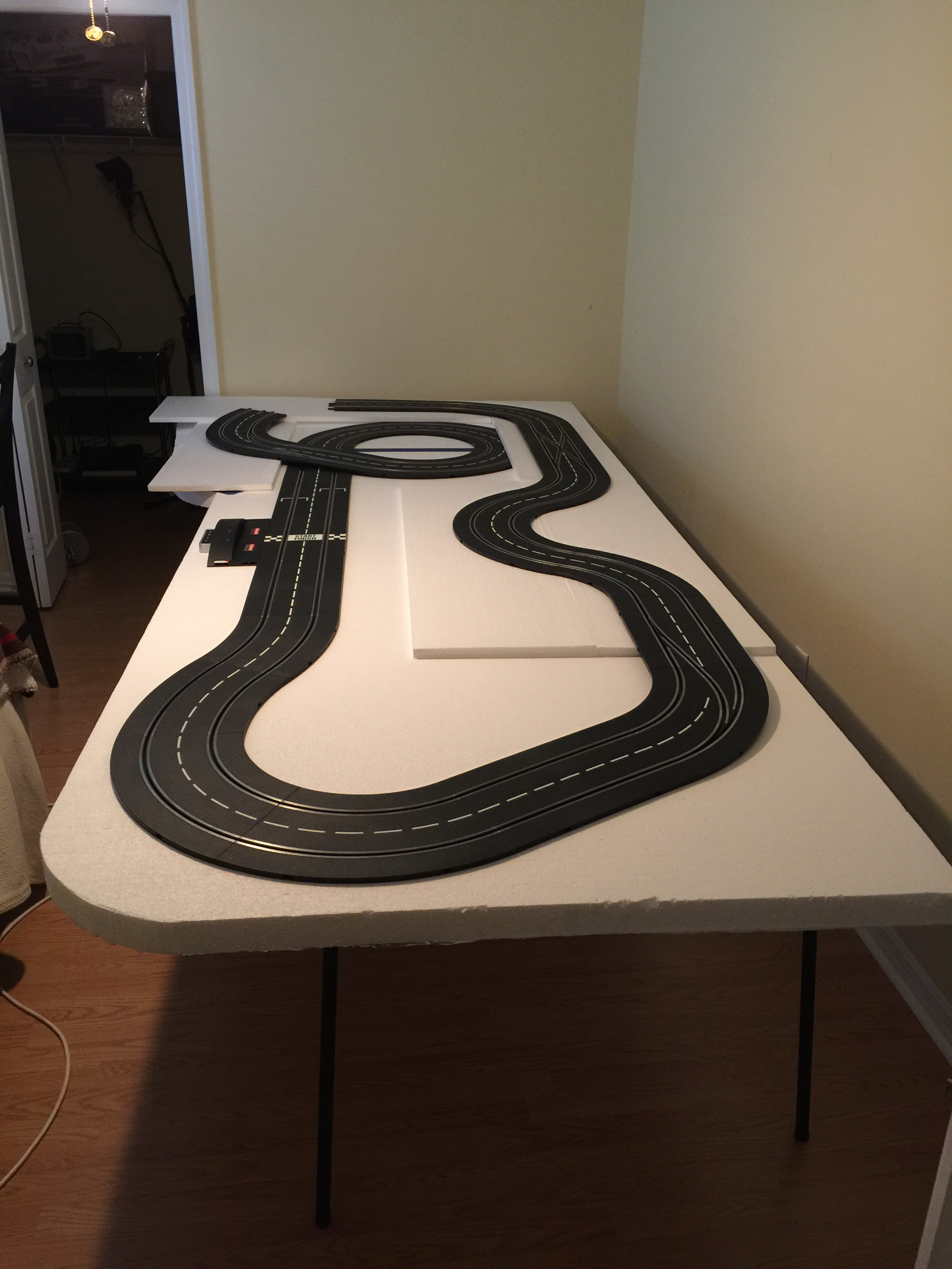 Slot Car Track – SNC